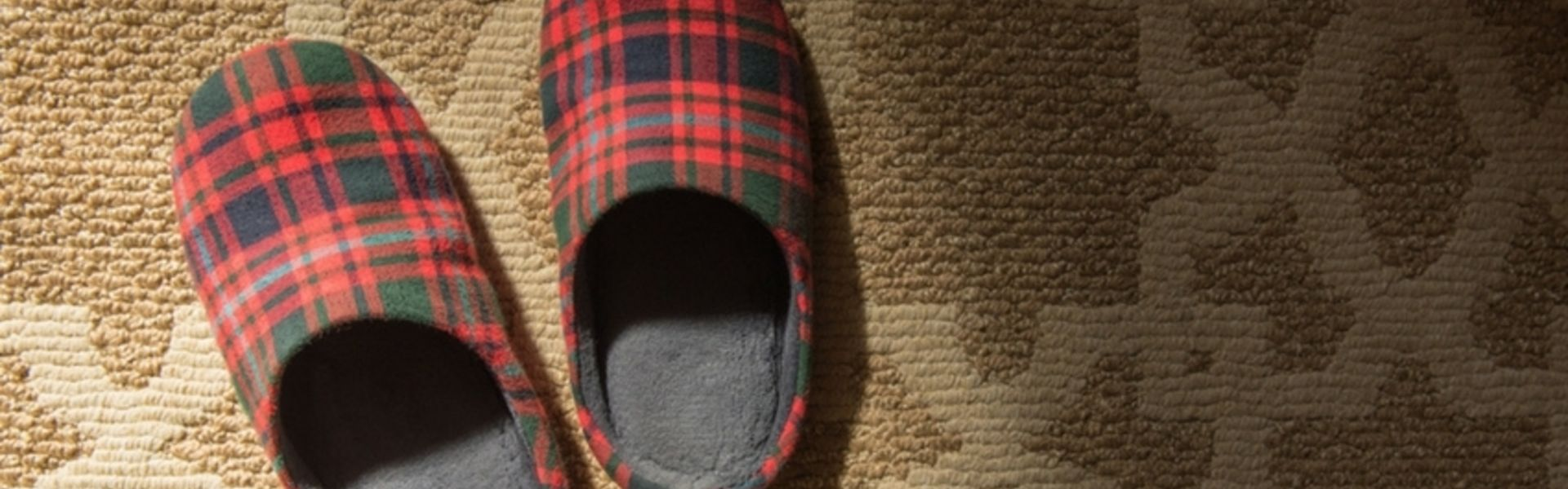 How your new Christmas slippers could prevent falls