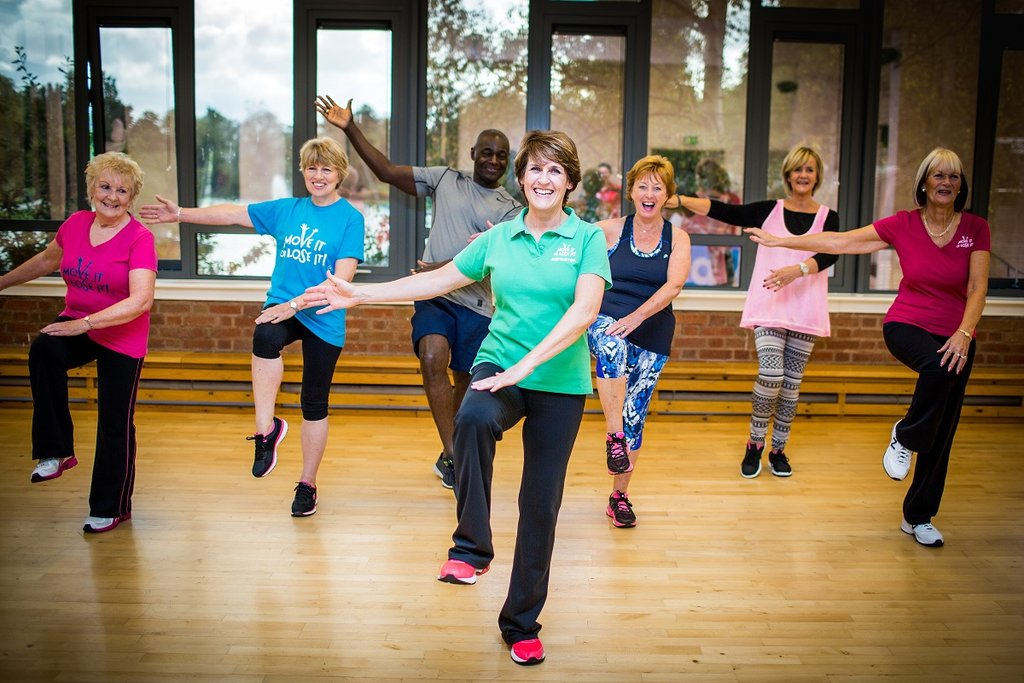 move it or lose it fitness class
