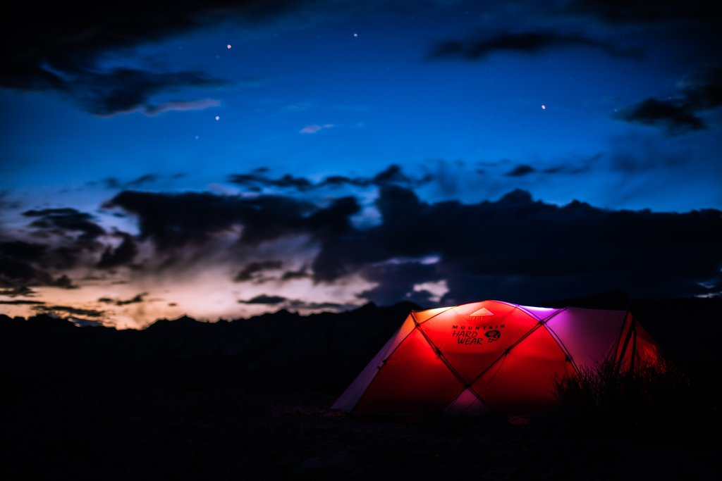 Use Our Camping Tent Lighting Ideas