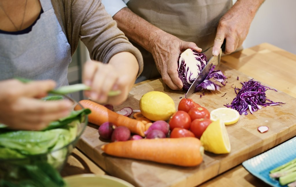 Best nutritional recipes for older adults