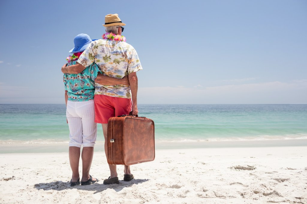 healthcare tips for older travellers