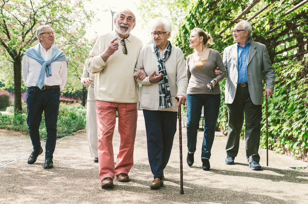 Social benefits of dancing for seniors