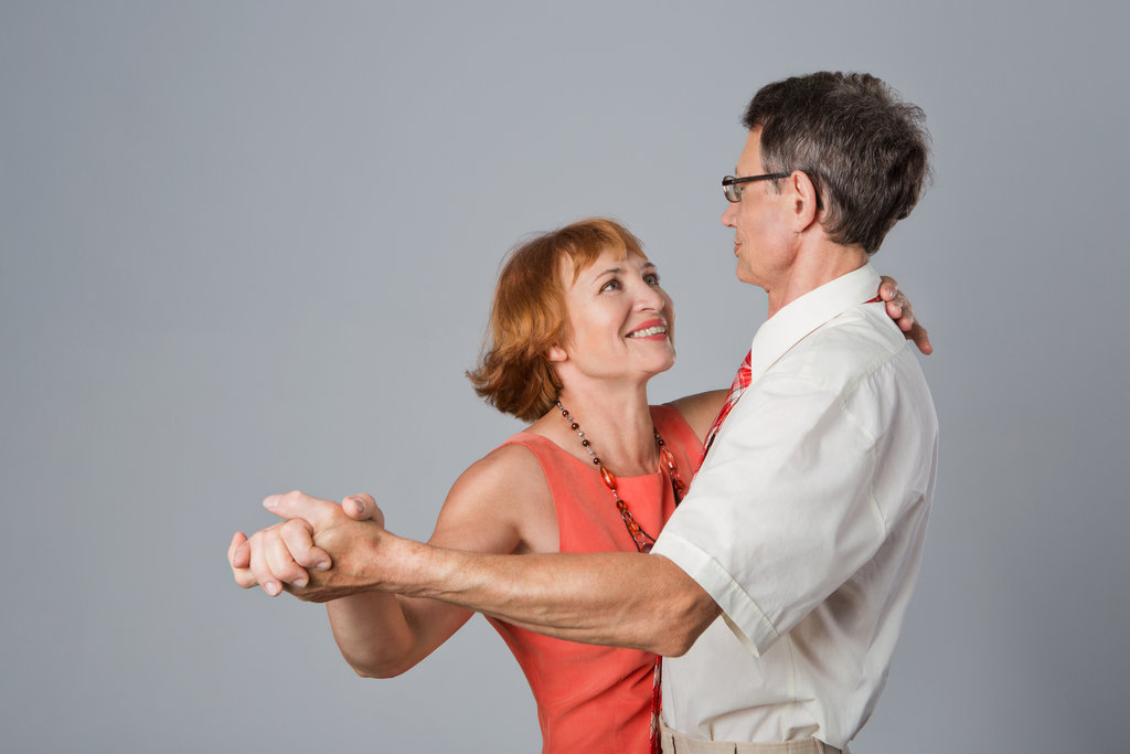 Mature Movers and seated dance classes at Embody Dance