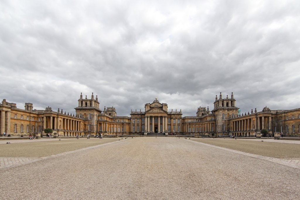 Blenheim Palace UNESCO site