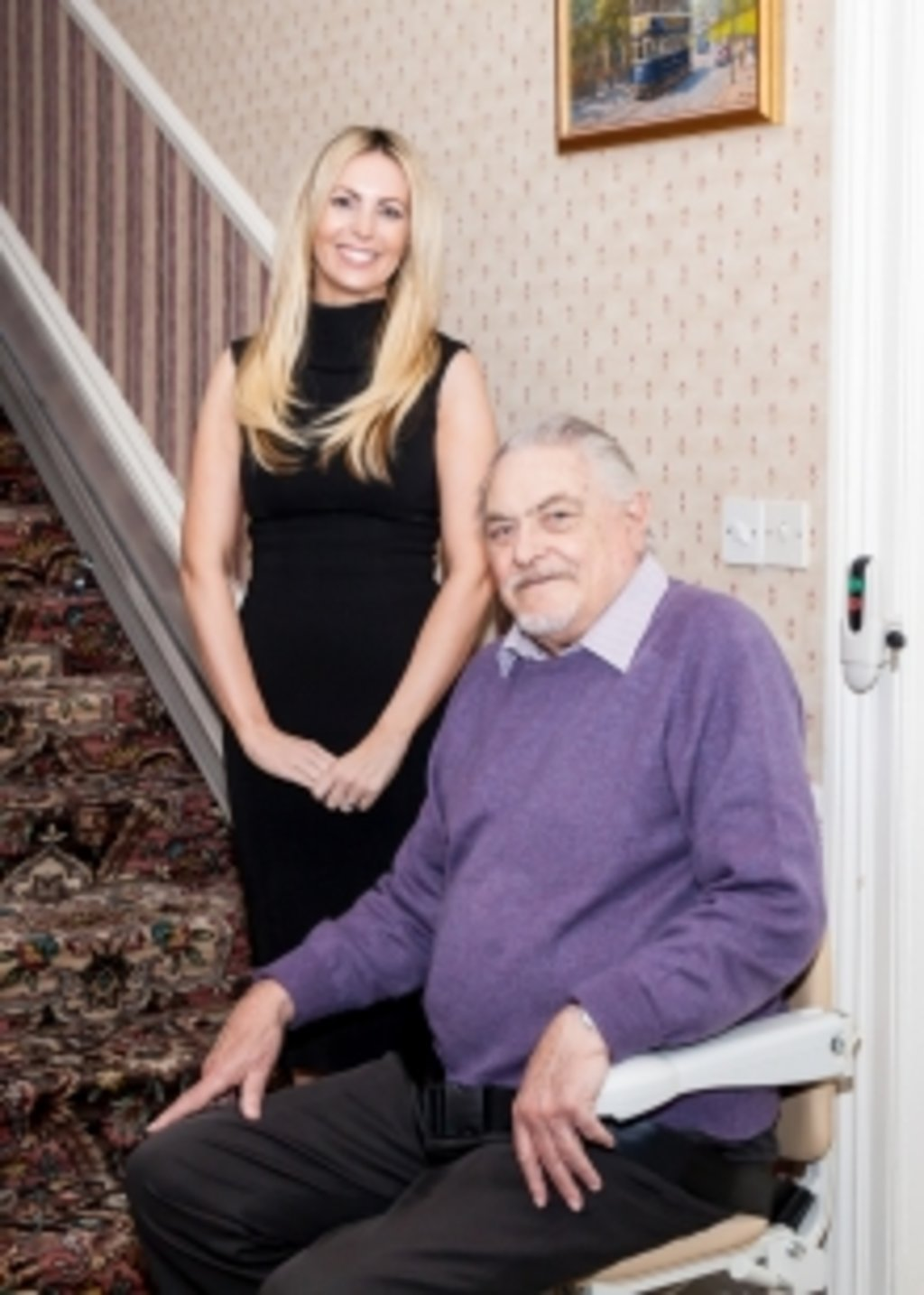 20,000th customer milestone for Companion Stairlifts