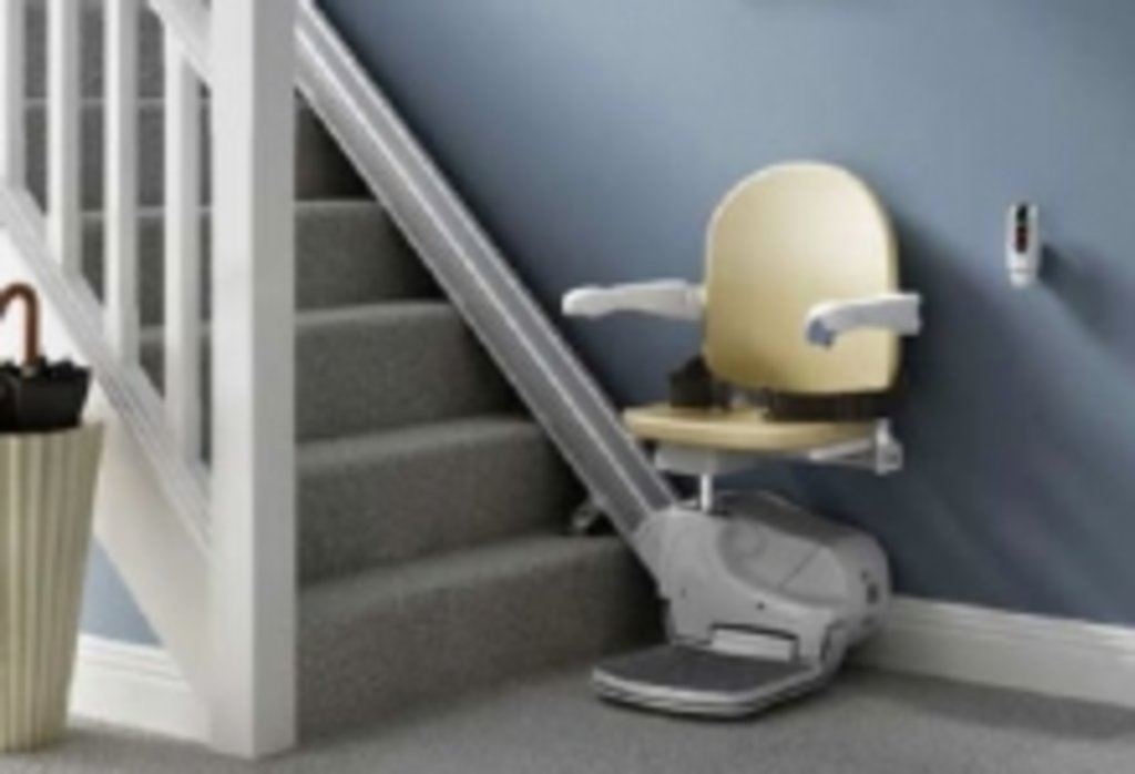 Stairlift installed in record time!